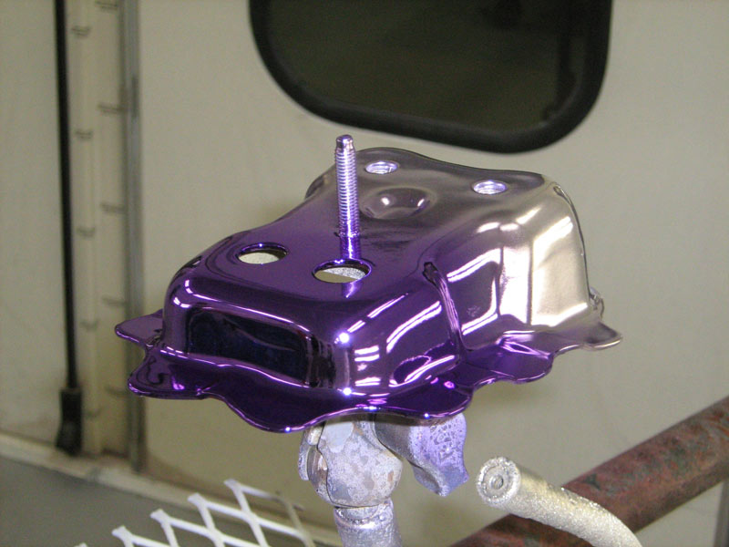 Street efx custom paint gallery page specialty coating spray on chrome gold plating - Decorative chrome plating ...